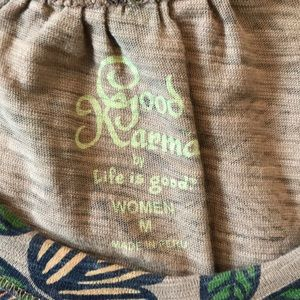 Life Is Good Tops - Fun Good Karma Top